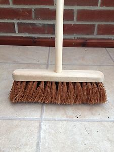 Wooden Sweeping brush