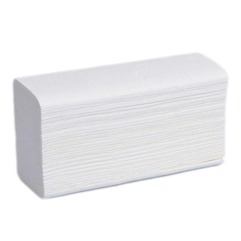 Luxury White Interfold Hand Towel 2ply 3200